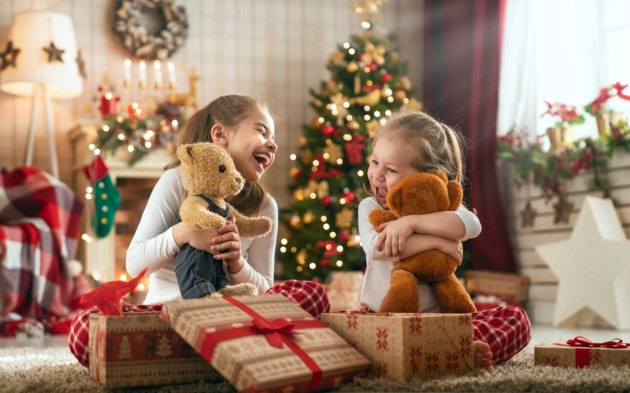 The Four Present Challenge Why My Kids Only Get Four Presents